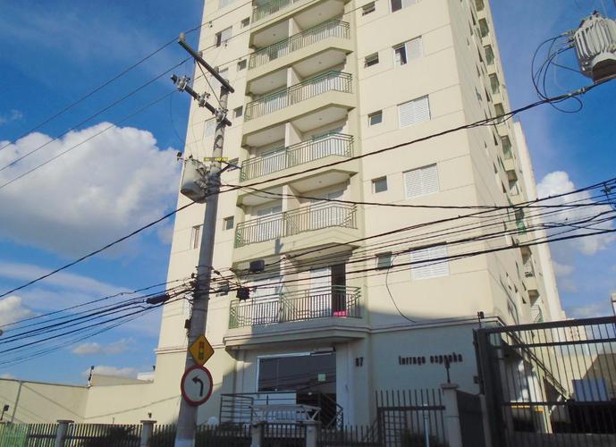 Apartamento 74 m², Edifício Terraço Espanha, 3 dormitórios, 1 suite, 1 vaga, Centro, Osasco.