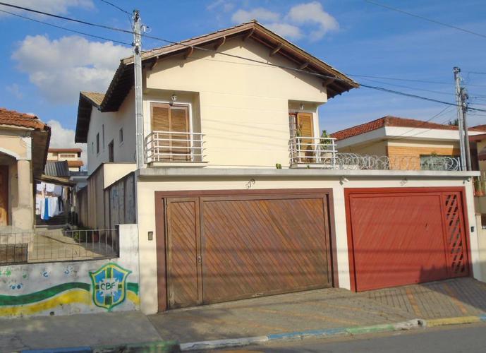 Sobrado 140 m², 3 dormitórios, 1 suíte, 4 vagas, Vila Yara Osasco