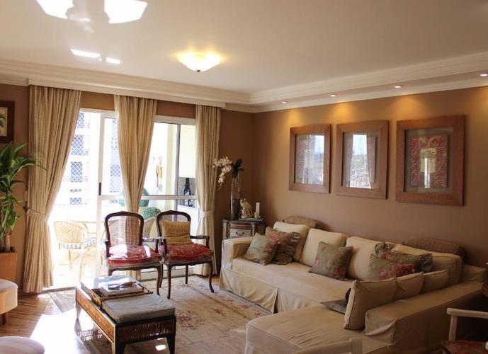 Apartamento 135 m², Condomínio Auguri Parque, Torre Capri, 3 dormitórios, 2 suítes, 3 vagas, Vila São Francisco, São Paulo.