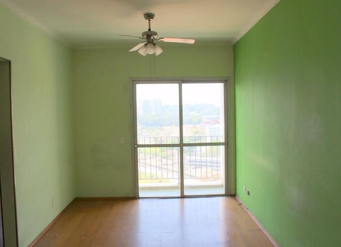 Apartamento 68 m², Edifício Alto das Colinas, 2 dormitórios, 1 vaga coberta, Vila Osasco, Osasco.