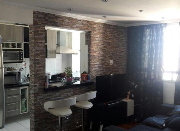Apartamento residencial à venda, Jardim Roberto, Osasco.