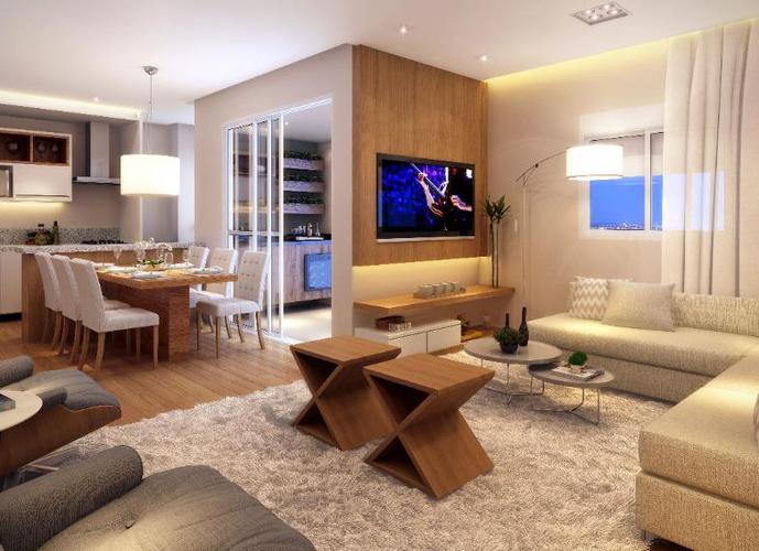 Apartamento em construção à venda no SPA Vision, Bela Vista, Osasco.