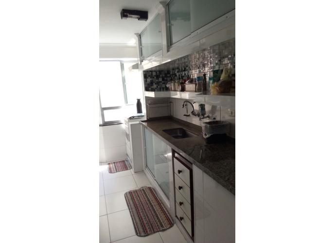 Apartamento 1 dormitório para venda em Aparecida, Santos.