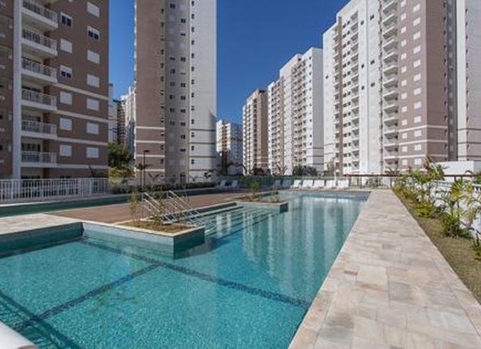 Apartamento em Jardim Wanda/SP de 58m² 2 quartos a venda por R$ 343.200,00
