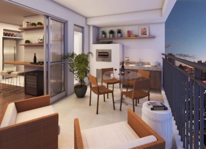 Apartamento novo no Alto São Francisco