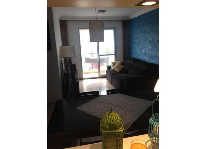 Apartamento em Mandaqui/SP de 76m² 3 quartos a venda por R$ 465.000,00