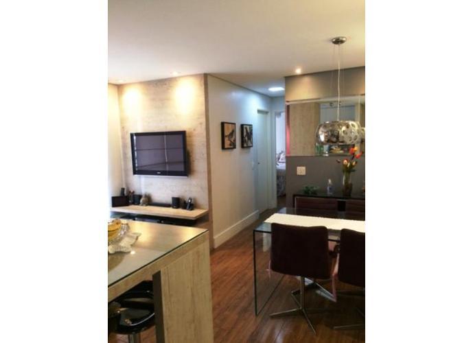 Apartamento em Barra Funda/SP de 58m² 2 quartos a venda por R$ 557.000,00
