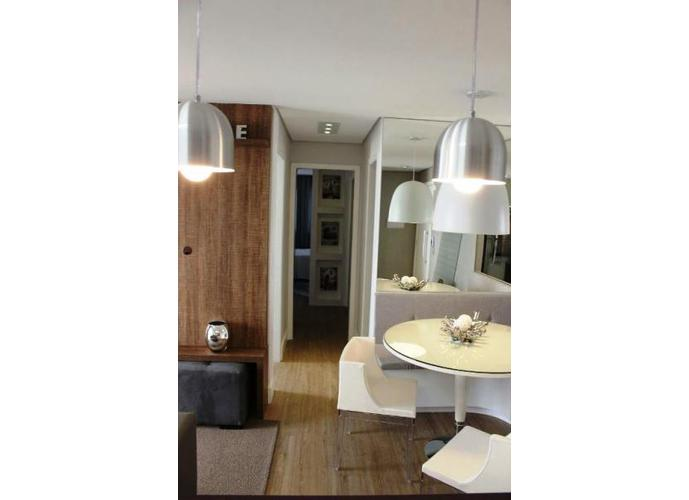 Apartamento para Venda em São Paulo, Vila Dom Pedro II, 2 dormitórios, 1 suíte, 2 banheiros, 2 vagas