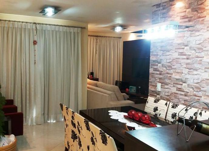 Apartamento em Vila Santa Clara/SP de 95m² 3 quartos a venda por R$ 410.000,00