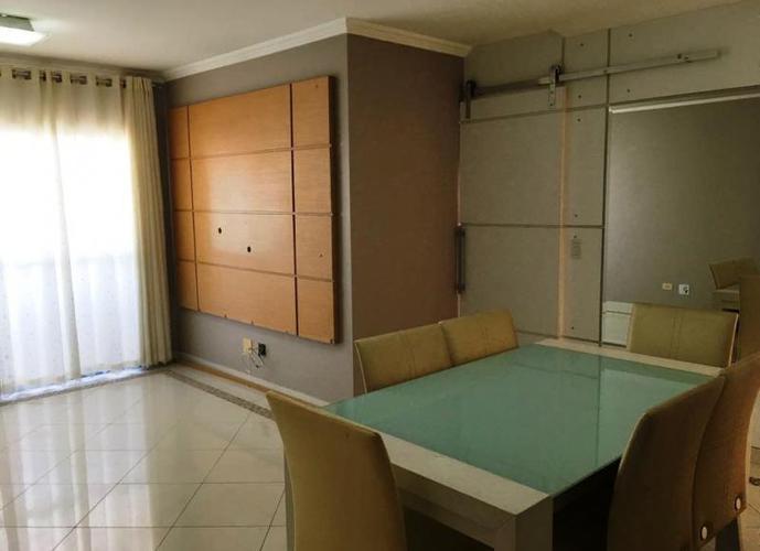 Apartamento para Venda em São Paulo, Santana, 3 dormitórios, 1 suíte, 3 banheiros, 2 vagas