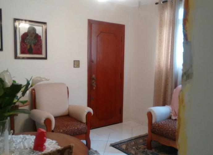 Apartamento  2 Dormitórios- Garagem- Boqueirão - Santos