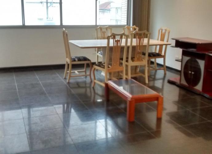 Apartamento em Gonzaga/SP de 130m² 3 quartos para locação R$ 3.900,00/mes