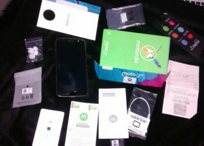 Smartphone Motorola Moto G 5s Plus Dual Chip 7.1.1 5.5 Pol