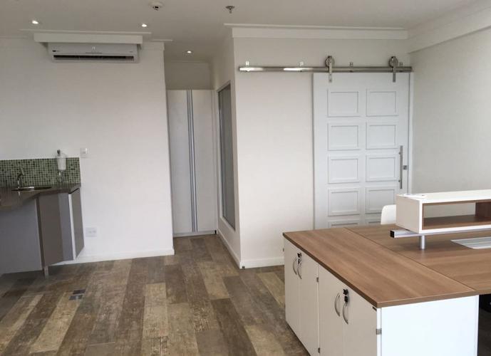 Sala em Boqueirão/SP de 44m² 1 quartos para locação R$ 2.700,00/mes