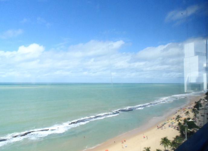 Apartamento 4 quartos, 455m2, para Locação, Av. Boa Viagem, Recife