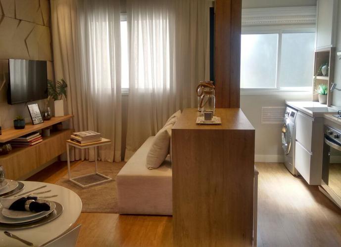 Apartamento em Vila Souza/SP de 40m² 2 quartos a venda por R$ 225.600,00