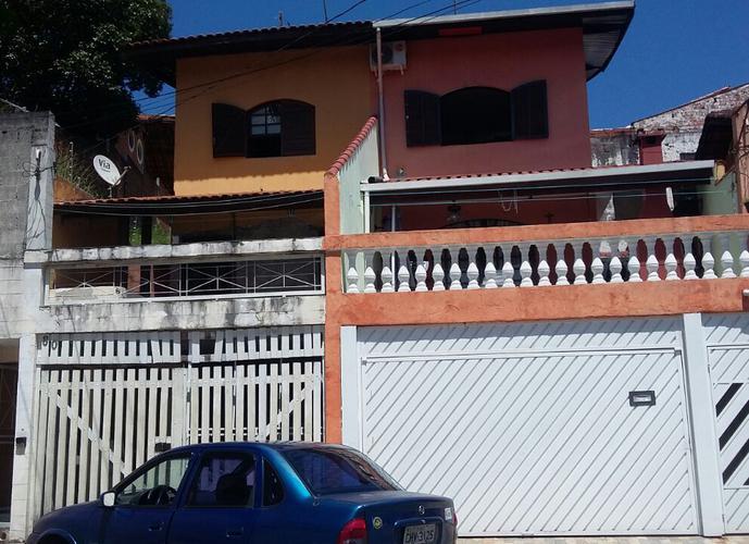 Sobrado em Granja Carolina/SP de 134m² 3 quartos a venda por R$ 400.000,00