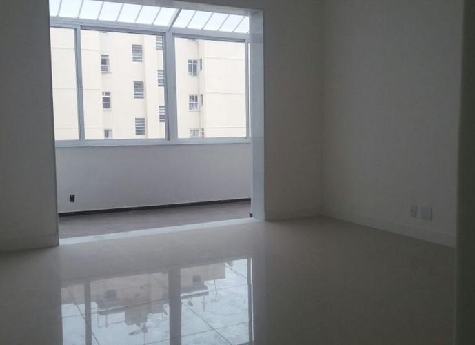 Apartamento Copacabana  3 quartos, frente vista mar, sol da manhã - 120m²