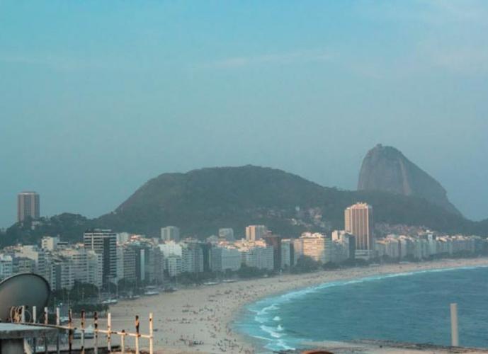 Cobertura em Copacabana/RJ de 400m² 6 quartos a venda por R$ 3.900.000,00