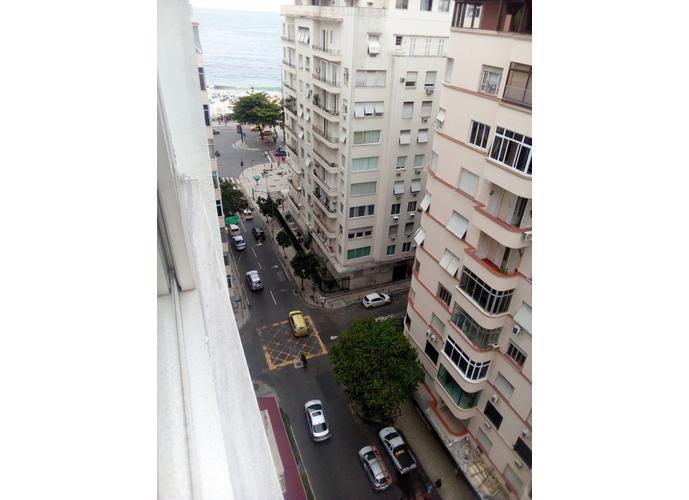 Copacabana Aires Saldanha, Vista mar...