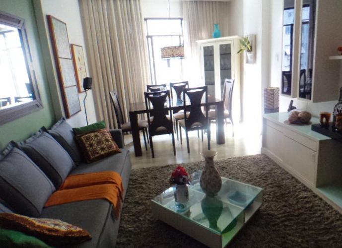 Apartamento Flamengo 3 quartos 1 suite 120m² Fácil acesso ao comércio e restaurantes.