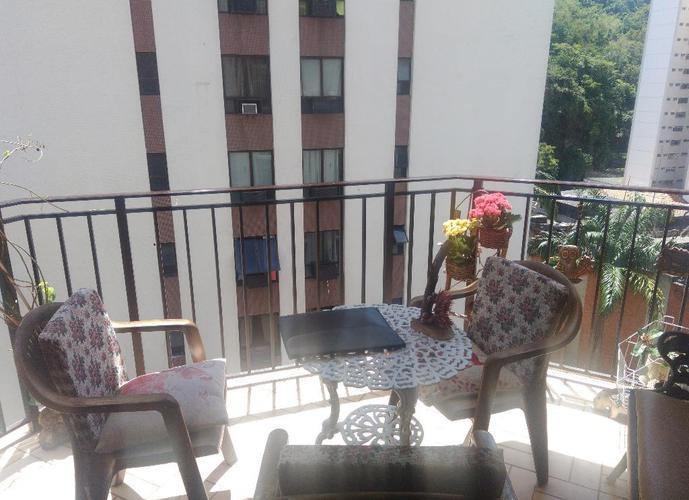 Apartamento Copacabana Sala Quarto (FLAT)- 53M2  - PRINCESA ISABEL