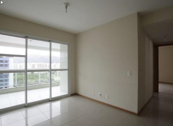 Apartamento Barra da Tijuca -  2 quartos com 1 suite e 1vaga - 86m² Rio 2