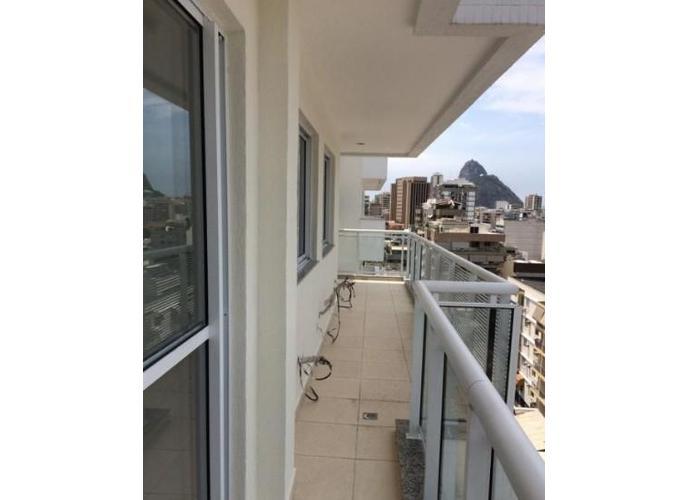 Cobertura Duplex Botafogo, Sala 03 Quartos 02 Vagas - 200m2 - Total Infraestrutura