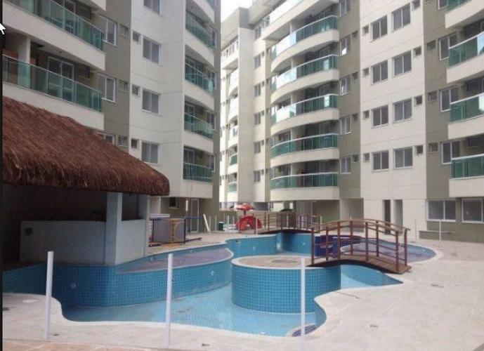 Apartamento em Pechincha/RJ de 55m² 2 quartos a venda por R$ 355.000,00