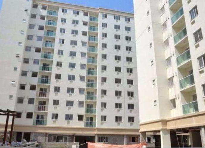 Apartamento em São Cristóvão/RJ de 56m² 2 quartos a venda por R$ 385.000,00