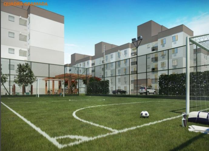 Apartamento em Taquara/RJ de 45m² 2 quartos a venda por R$ 168.000,00
