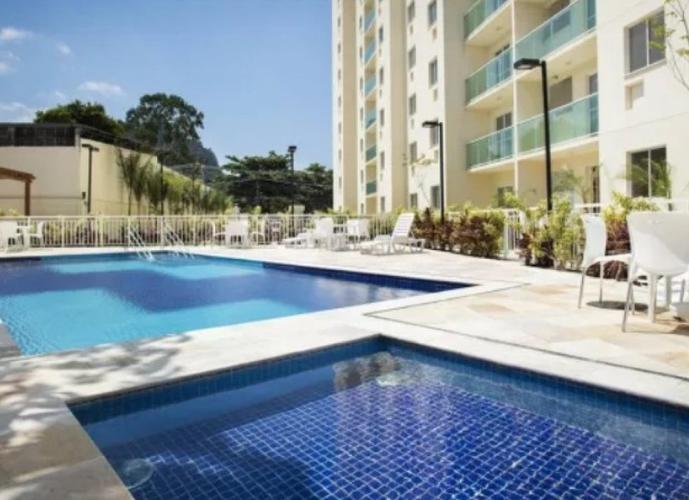Apartamento em Camorim/RJ de 51m² 2 quartos a venda por R$ 260.000,00