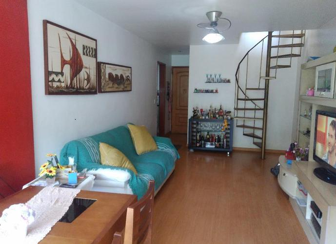 Cobertura em Engenho Novo/RJ de 150m² 3 quartos a venda por R$ 350.000,00