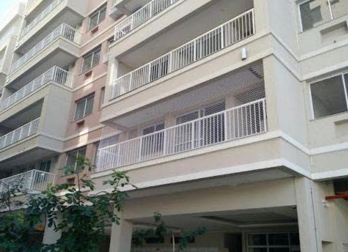 Apartamento Taquara, sala 02 quartos c/ suíte -  Rio de Janeiro Via Alto Mapendi