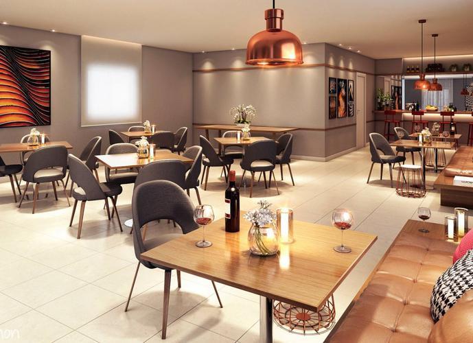 Apartamento em Vila Galvão/SP de 47m² 2 quartos a venda por R$ 243.100,00