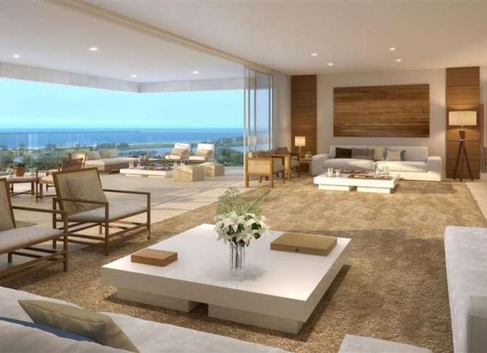 Apartamento em Barra da Tijuca/RJ de 648m² 5 quartos a venda por R$ 13.461.000,00