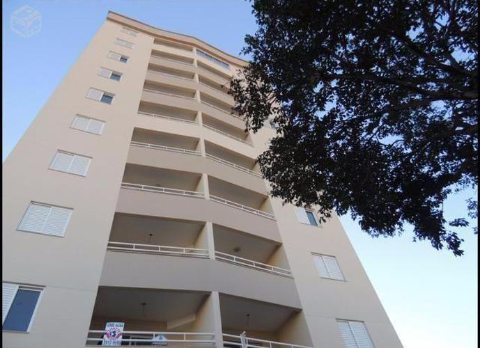 Apartamento residencial à venda, Cidade Morumbi, São José dos Campos.