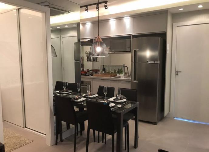 Apartamento em Cambuci/SP de 34m² 2 quartos a venda por R$ 228.000,00