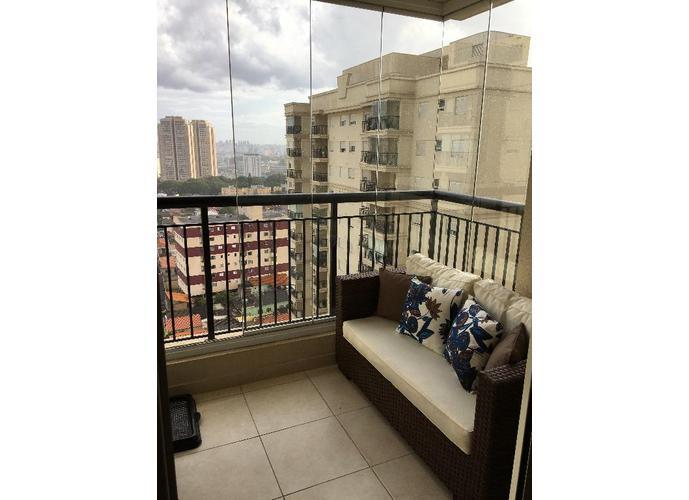 Apartamento residencial de 70m² à venda, Vila Augusta, Guarulhos.