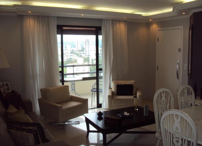 Apartamento em Santana/SP de 113m² 3 quartos a venda por R$ 850.000,00
