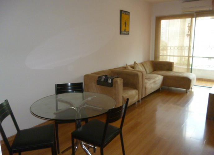 Flat em Jardim Paulista/SP de 40m² 1 quartos para locação R$ 3.600,00/mes