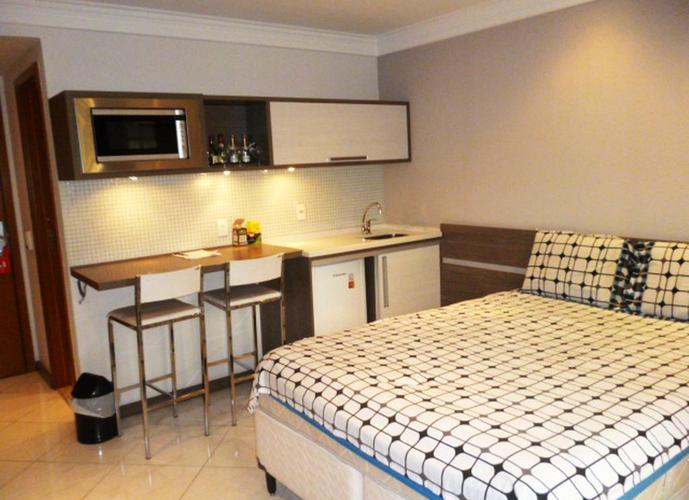 Flat em Campo Belo/SP de 28m² 1 quartos para locação R$ 1.522,00/mes
