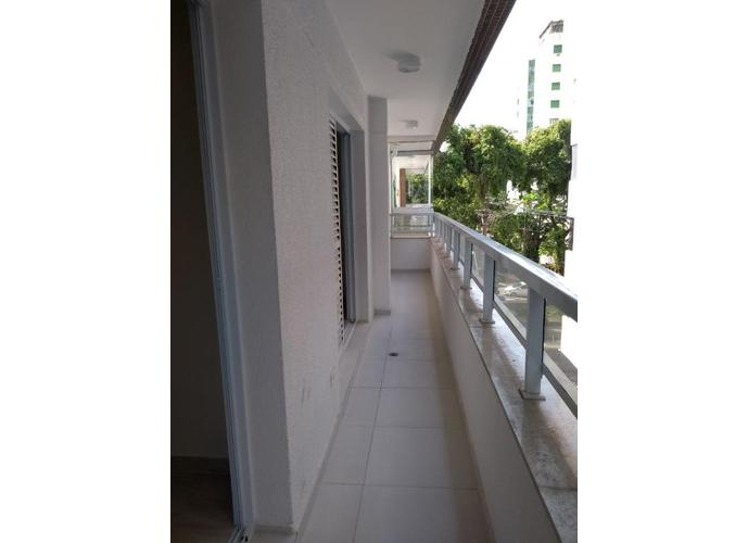 Apartamento em José Menino/SP de 75m² 2 quartos para locação R$ 2.600,00/mes