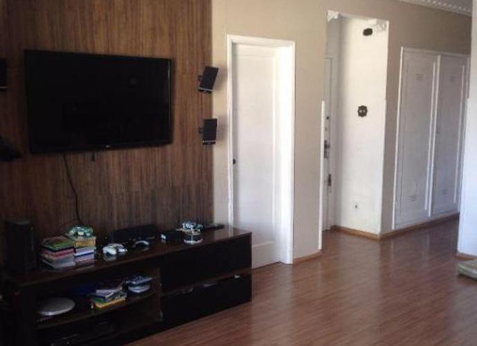 Apartamento residencial à venda, Encruzilhada, Santos - AP3105.
