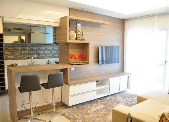 Apartamento na Vila Rica em Santos de 2 dormitórios - 2stes. c/ serviços opcionais  
