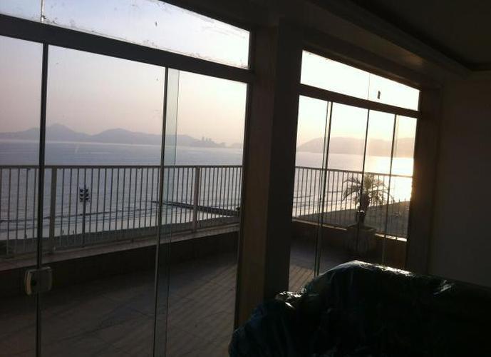 Cobertura em Ponta Da Praia/SP de 300m² 5 quartos a venda por R$ 1.200.000,00 ou para locação R$ 7.500,00/mes