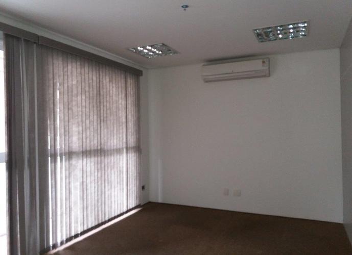 Sala comercial para venda e locação, Boqueirão, Santos - SA0020.