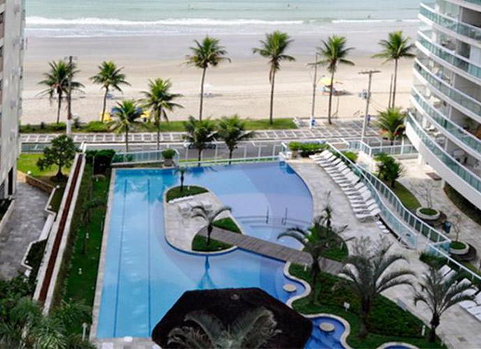 Apartamento residencial para venda e locação, Vila Luis Antônio, Guarujá - AP1049.