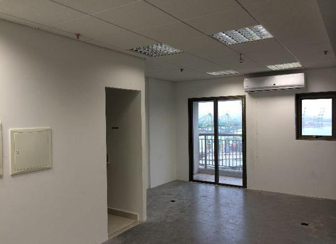 Sala Pronta para locação no Wave Office