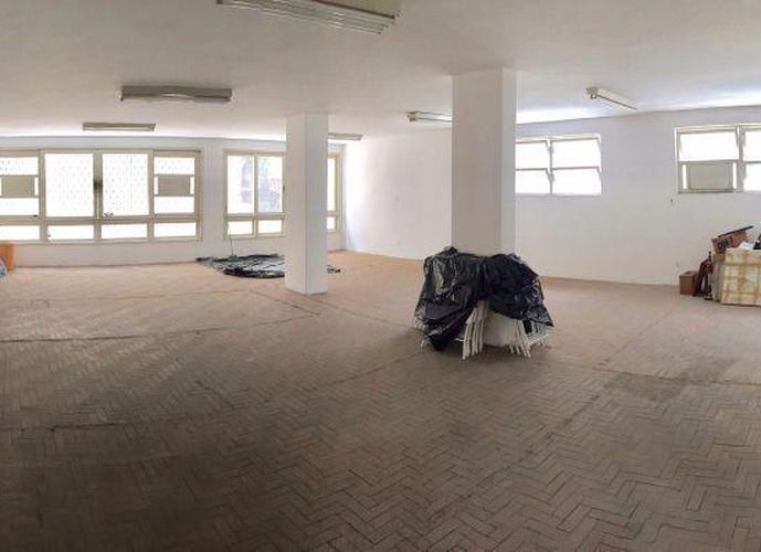 Sala comercial para locação, Gonzaga, Santos.